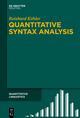 Quantitative Syntax Analysis