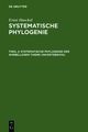 Systematische Phylogenie der wirbellosen Thiere (Invertebrata)