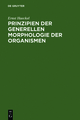 Prinzipien der generellen Morphologie der Organismen