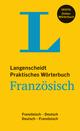 Langenscheidt Praktisches Wörterbuch Französisch