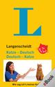 Langenscheidt Katze-Deutsch/Deutsch-Katze