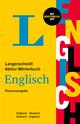 Langenscheidt Abitur-Wörterbuch Englisch Klausurausgabe