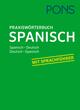 PONS Praxiswörterbuch Spanisch