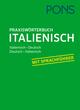 PONS Praxiswörterbuch Italienisch