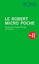PONS Le Robert Micro Poche