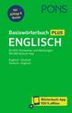 PONS Basiswörterbuch Plus Englisch