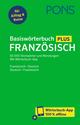 PONS Basiswörterbuch Plus Französisch