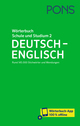 PONS Wörterbuch für Schule und Studium Englisch 2 - Deutsch-Englisch