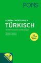 PONS Kompaktwörterbuch Türkisch