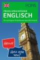 PONS Praxis-Sprachführer Englisch