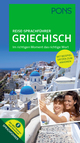 PONS Reise-Sprachführer Griechisch
