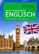 PONS Pocket-Sprachführer Englisch