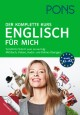 PONS: Der komplette Kurs Englisch für mich