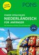 PONS Power-Sprachkurs Niederländisch für Anfänger