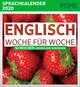 Englisch Woche für Woche - PONS Sprachkalender 2020