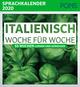 Italienisch Woche für Woche - PONS Sprachkalender 2020