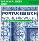 Portugiesisch Woche für Woche - PONS Sprachkalender 2020
