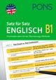 PONS Satz für Satz Englisch B1