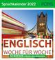 Englisch Woche für Woche - PONS Sprachkalender 202