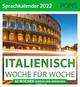 Italienisch Woche für Woche - PONS Sprachkalender 2022