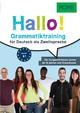 PONS Hallo! Grammatiktraining für Deutsch als Zweitsprache