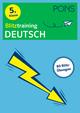 PONS Blitztraining Deutsch 5. Klasse