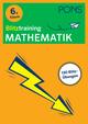 PONS Blitztraining Mathematik 6. Klasse