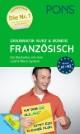 PONS Grammatik kurz & bündig Französisch