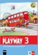 Playway 3. Ab Klasse 1. Ausgabe Hamburg, Nordrhein-Westfalen, Rheinland-Pfalz, Baden-Württemberg