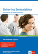 Sicher ins Zentralabitur. Ausgabe Niedersachsen, Schleswig-Holstein, Hamburg, Bremen