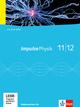Impulse Physik - Neubearbeitung. Ausgabe für Niedersachsen G8, Schülerbuch mit DVD-ROM 11./12. Schuljahr
