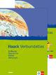 Haack Verbundatlas Erdkunde, Geschichte, Politik, Wirtschaft. Ausgabe Hessen