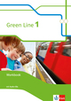 Green Line 1, Workbook mit 2 Audio-CDs 5. Klasse