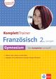 Klett KomplettTrainer Gymnasium Französisch 2. Lernjahr
