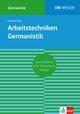 Uni-Wissen Arbeitstechniken Germanistik