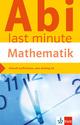 Klett Abi last minute Mathematik