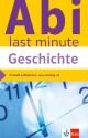 Klett Abi last minute Geschichte