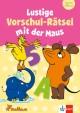 Lustige Vorschul-Rätsel mit der Maus