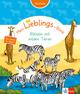 Mein Lieblings-Block Rätseln mit wilden Tieren