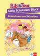 Bibi & Tina Mein Schulstart-Block