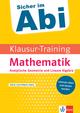Klett Klausur-Training Mathematik Analytische Geometrie und Lineare Algebra