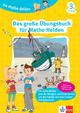 Klett Die Mathe-Helden - Das große Übungsbuch für Mathe-Helden 3. Klasse