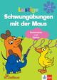 Die Maus Lustige Schwungübungen mit der Maus