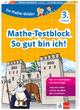 Klett Die Mathe-Helden: Mathe-Testblock So gut bin ich! 3. Klasse