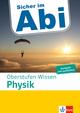 Klett Sicher im Abi Oberstufen-Wissen Physik