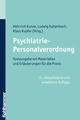 Psychiatrie-Personalverordnung
