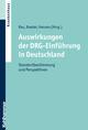Auswirkungen der DRG-Einführung in Deutschland