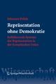 Repräsentation ohne Demokratie