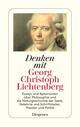 Denken mit Georg Christoph Lichtenberg
