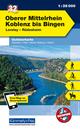 Oberer Mittelrhein: Koblenz bis Bingen